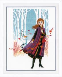 Anna Aida Frozen 2 Vervaco Telpakket