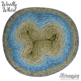 473 Kiwi Drizzle Woolly Whirl Scheepjes