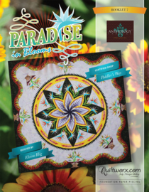 Paradise in Blooms Anthology - Quiltworx