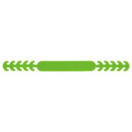 Siliconen oorbeschermers voor mondkapjes Groen