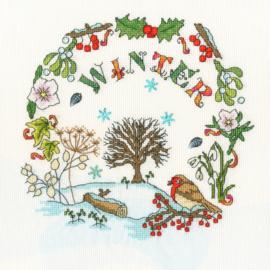 Winter Time Aida telpakket - Bothy Treads