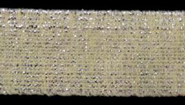 25 25mm Glitter Elastiek