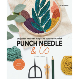 Punch Needle & C0