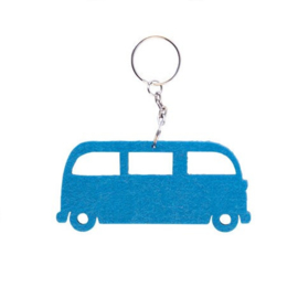 Blue Velt VW T1 Key Ring