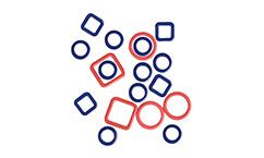 Metalen Steekmarkeerders Linea KnitPro
