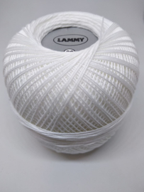 005 White Crochet Cotton 20 Lammy Yarns