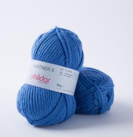 Bleuet Partner 6 Phildar 043