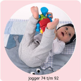 Jogger Maat 74 t/m 92 Annie do it yourself naaipatroon