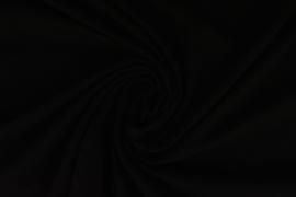Zwarte Tricot 150cm breed