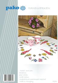 Voorjaarsbloemen Voorbedrukt Tafelklaad Pako