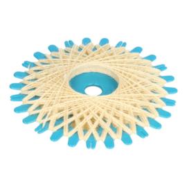 Beige Button Thread