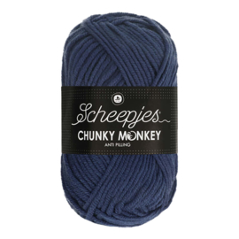 2005 Navy Blue Chunky Monkey