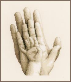Handen Aida telapkket - Vervaco