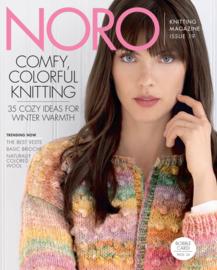 Knitting Magazine issue 19 - Noro