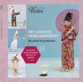 Het leukste verkleedfeest La Maison Victor
