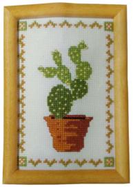 Cactus Aida Vervaco Telpakket