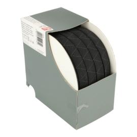 911441 20mm Standaard Elastiek Zwart Prym