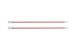2.5mm Zing 40cm Breinaalden met Knop KnitPro