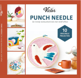 Punch Needle La Maison Victor