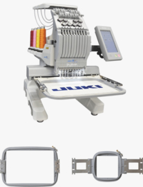 Juki QVP-Sai Borduurmachine met 8 naalden