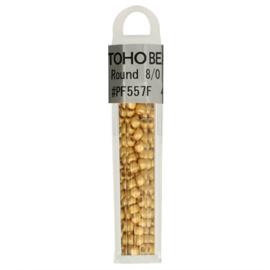 557F Toho glaskralen 8-0 4 gram