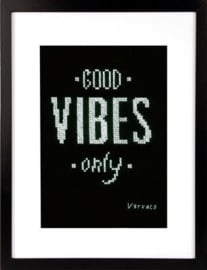 Good Vibes Only Vervaco telpakket