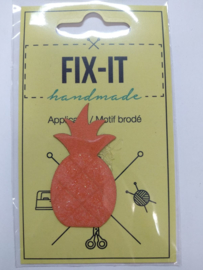 Ananas Glitter Fix-it Applicatie