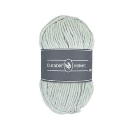 415 Chateau Grey Velvet - Durable