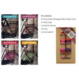 Vermeer Bicycle Dress Scheepjes Haakpakket
