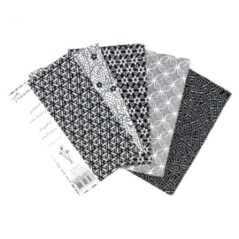 Patient Pearl Fat Quarter Bundle Tissu de marie