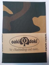 Army Oaki Doki Fabrics