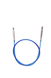 50cm Blauwe Kabel KnitPro
