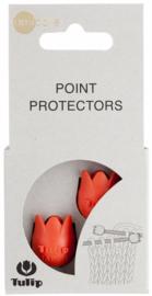 Oranje 4- 6.5mm Puntbeschermers Tulip