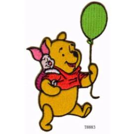 Winnie the Pooh, Knorretje en de ballon Applicatie