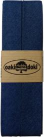 Middel Blauw Jeans Biaisband Oaki Doki