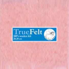 Roze 20 x 30cm TrueFelt