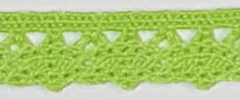 Licht groen kant 11mm