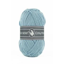 2124 Baby Blue Cosy fine Durable