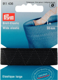 Wide Elastic 1m x 20mm