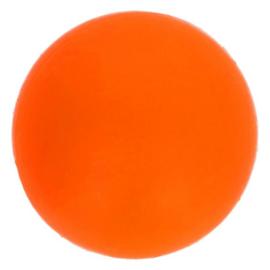693 Oranje Siliconen Kralen 15mm Opry