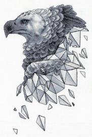 Geometry Eagle Aida Panna Telpakket
