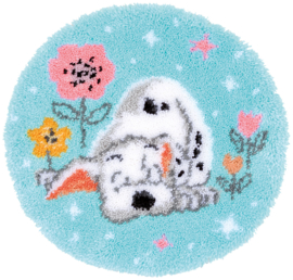 Little Dalmatian Disney Latch Hook Rug Vervaco