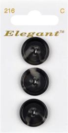 216 Elegant Knopen
