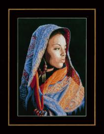 Afrikaanse Dame Aida Telpakket Lanarte