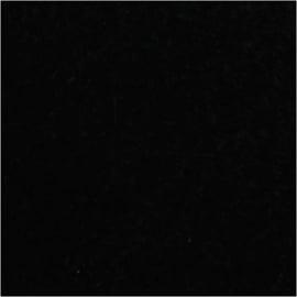 Zwarte Fleece deken