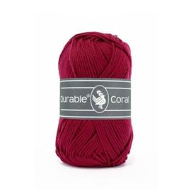 222 Bordeaux Durable Coral