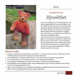 Vera de Beer  Patroonboekje ZijMaaktHet