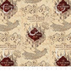 06 Harry Potter 9 3/4 - Camelot Fabrics