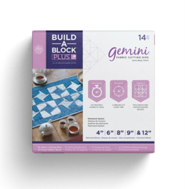 Build a Block 14pcs. Box Gemini