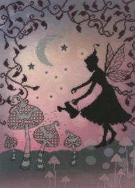 Enchanted: Melody Aida Borduurpakket Bothy Threads